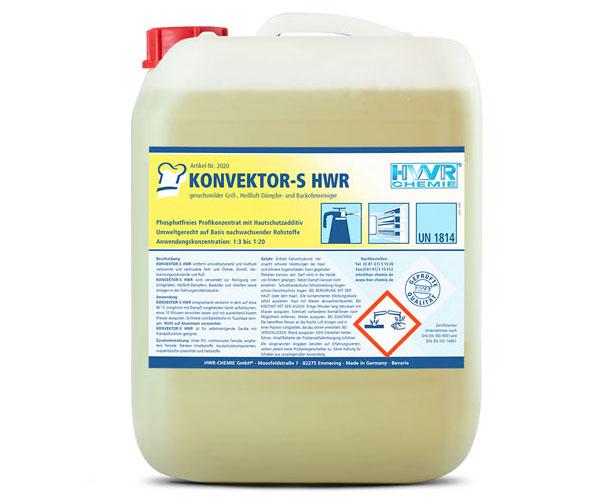 KONVEKTOR-S HWR