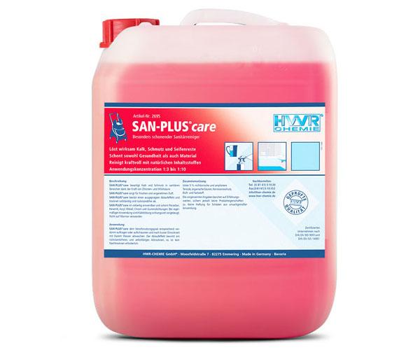 SAN-PLUS®care