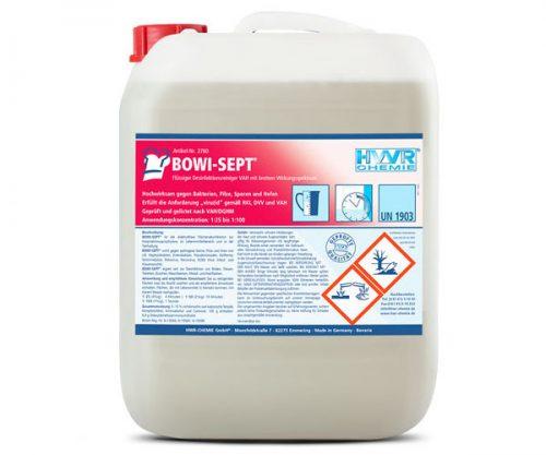 BOWI-SEPT Desinfektionsreiniger
