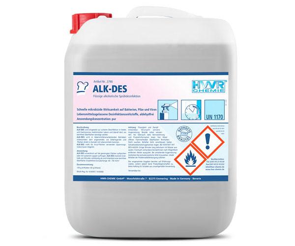 ALK-DES Flächendesinfektion