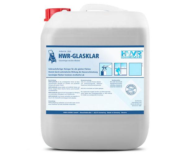 HWR-GLASKLAR