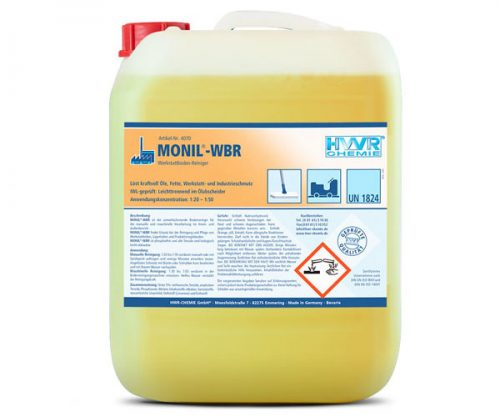 MONIL-WBR Bodenreiniger