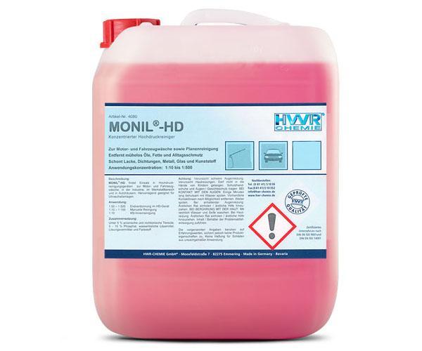 MONIL-HD Hochdruckreiniger, Superkonzentrat 1:500
