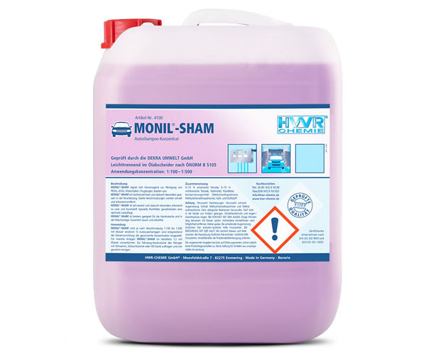 MONIL-SHAM Autoshampoo