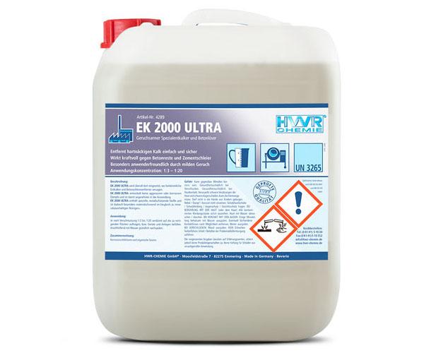 EK 2000 ULTRA