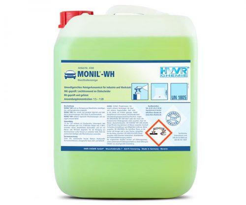 MONIL-WH Waschhallenreiniger