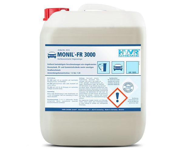 Felgenreiniger Monil FR 3000