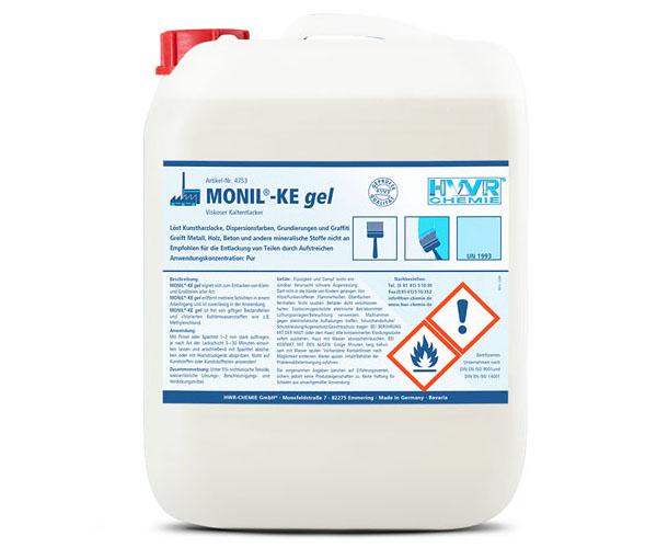 MONIL-KE gel