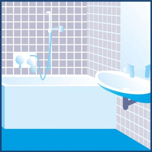 Shower & Bath